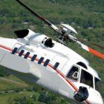 Арендовать Sikorsky S92