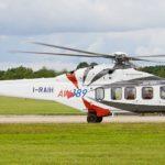 Арендовать Leonardo Helicopters AW189
