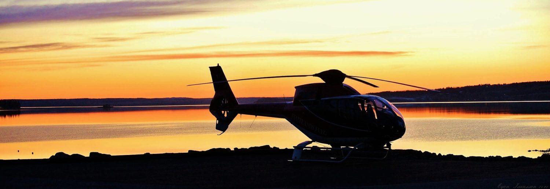 Аренда и экскурсии на вертолетах